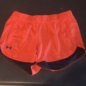 Under Armour Athletic Shorts.